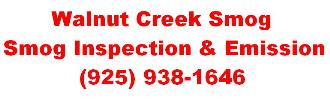 Walnut Creek Smog